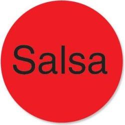 DuraMark 1 in Round Salsa Label found on Bargain Bro from eTundra for USD $6.22