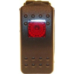 On/Off Lighted Rocker Switch found on Bargain Bro India from eTundra for $25.24