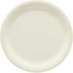 Diamond Ivory 9 in Narrow Rim Plate found on Bargain Bro India from eTundra for $181.64