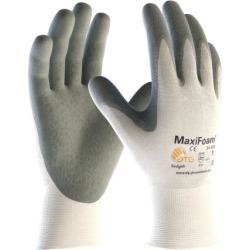 Small Maxifoam Nitrile Coated Gloves