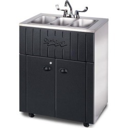 Nature Series Triple All Stainless Portable Hand Sink