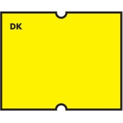 DuraMark DM4 2 Line Yellow Label found on Bargain Bro from eTundra for USD $7.82