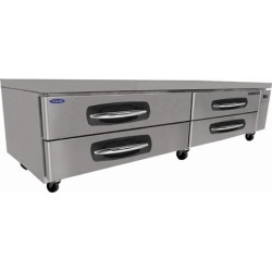 AdvantEDGE 96 in Refrigerated Chef Base found on Bargain Bro India from eTundra for $6078.18