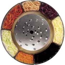 "7 mm (9/32"") Coarse Grating Disc"