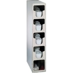 Four Section Countertop Vertical Lid And Straw Organizer found on Bargain Bro Philippines from eTundra for $347.99