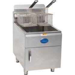 30 lb Natural Gas Countertop Fryer