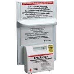 Bilingual CPR Station