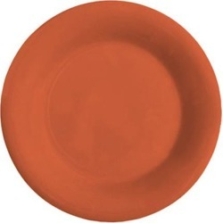 Mardi Gras Rio Orange 9 in Wide Rim Plate found on Bargain Bro India from eTundra for $181.64