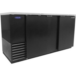 AdvantEDGE 69 in Solid Door Back Bar Cooler found on Bargain Bro India from eTundra for $2316.93