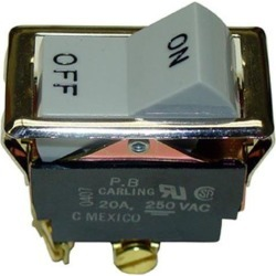On/Off 4 Tab Rocker Switch found on Bargain Bro India from eTundra for $22.55