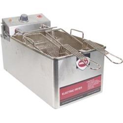 14 lb Electric Countertop Fryer