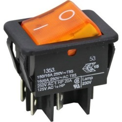 On/Off Rocker Switch w/ Green Light found on Bargain Bro India from eTundra for $10.36