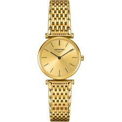 Longines La Grande Classique ladies' gold-tone bracelet watch found on MODAPINS from Fields for USD $1456.00
