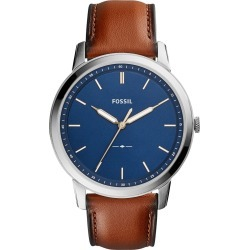 Fossil Minimalist Brown Strap Mens Watch found on MODAPINS from Fields for USD $154.70