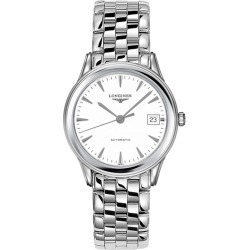 Longines Flagship automatic men's stainless steel bracelet watch found on MODAPINS from Fields for USD $1222.00