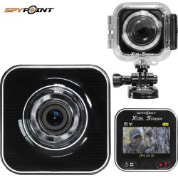 SpyPoint XCEL Super HD Live Streaming WP Action Camera