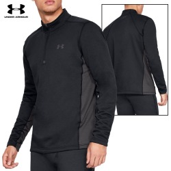 Under Armour Extreme Base 1/4 Zip Pullover (M)- Black found on Bargain Bro Philippines from Field Supply for $54.99