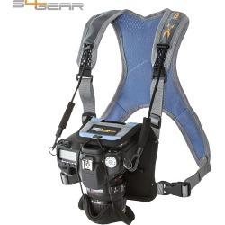 S4 Gear LockDown X Camera Harness- Blue