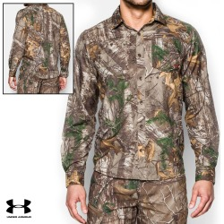 Under Armour Chesapeake Camo Shirt (3X)- RTX found on Bargain Bro India from Field Supply for $38.99