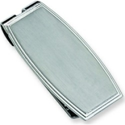Chisel Stainless Steel Money Clip found on Bargain Bro India from Fine Jewelers for $39.99