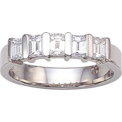 Karina B� Emerald Cut Diamonds Band found on Bargain Bro India from Fine Jewelers for $3699.00