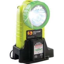 Pelican 3765 LED Rechargeable Flashlight - Photoluminescent - Gen 4 SHIPS FREE