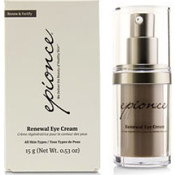 Epionce by Epionce Renewal Eye Cream - For All Skin Types -/0.53OZ for WOMEN found on Bargain Bro Philippines from fragrancenet.com for $128.99