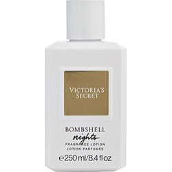 VICTORIA'S SECRET BOMBSHELL NIGHTS by Victoria?s Secret BODY LOTION 8.4 OZ for WOMEN