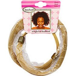 BRAIDIES by Braidies STRAIGHT HAIRBAND - BLONDE for UNISEX found on Bargain Bro India from fragrancenet.com for $10.99