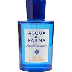 ACQUA DI PARMA BLUE MEDITERRANEO by Acqua Di Parma CEDRO DI TAORMINA EDT SPRAY 5 OZ *TESTER for MEN found on Bargain Bro Philippines from fragrancenet.com for $113.99