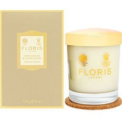 FLORIS STEPHANOTIS & YLANG YLANG by Floris of London SCENTED CANDLE 6 OZ for UNISEX found on Bargain Bro India from fragrancenet.com for $67.99