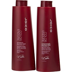 JOICO by Joico 2 PIECE COLOR ENDURE SHAMPOO 33.8 OZ AND COLOR ENDURE CONDITIONER 33.8 OZ for UNISEX