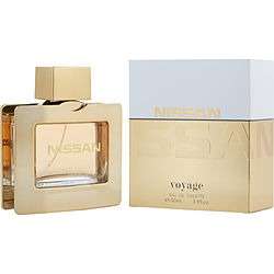 NISSAN VOYAGE by Nissan EDT SPRAY 3.4 OZ for MEN found on Bargain Bro Philippines from fragrancenet.com for $18.99