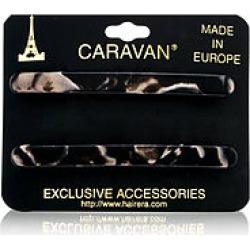 CARAVAN by Caravan HANDMADE BARRETTE PAIR - OVERLAP for UNISEX found on Bargain Bro India from fragrancenet.com for $16.99