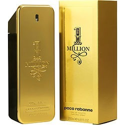 PACO RABANNE 1 MILLION by Paco Rabanne EDT SPRAY 6.8 OZ for MEN found on Bargain Bro from fragrancenet.com for USD $94.99