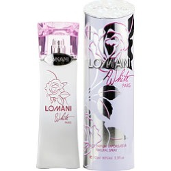 LOMANI WHITE by Lomani EAU DE PARFUM SPRAY 3.3 OZ for WOMEN found on Bargain Bro Philippines from fragrancenet.com for $19.99