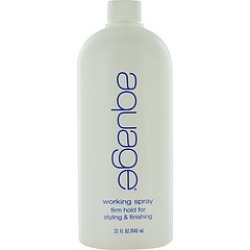 AQUAGE by Aquage WORKING SPRAY REFILL (WITHOUT SPRAYER) 32 OZ for UNISEX
