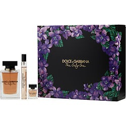 THE ONLY ONE by Dolce & Gabbana SET-EAU DE PARFUM SPRAY 3.3 OZ & EAU DE PARFUM SPRAY 0.33 OZ MINI & EAU DE PARFUM 0.25 OZ MINI for WOMEN found on Bargain Bro from fragrancenet.com for USD $88.91