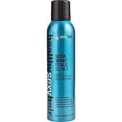 SEXY HAIR by Sexy Hair Concepts HEALTHY SEXY HAIR SOYA WANT IT ALL 22 IN 1 LEAVE-IN TREATMENT 5.1 OZ for UNISEX