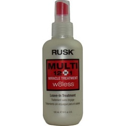 RUSK by Rusk W8LESS MULTI 12 IN 1 MIRACLE LEAVE-IN TREATMENT 6 OZ for UNISEX