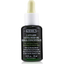 Kiehl's by Kiehl's Cannabis Sativa Seed Oil Herbal Concentrate (Unboxed) -/1OZ for WOMEN
