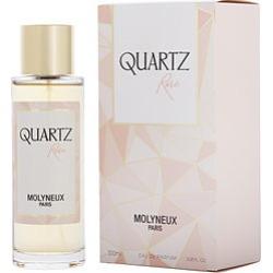 QUARTZ ROSE by Molyneux EAU DE PARFUM SPRAY 3.3 OZ for WOMEN