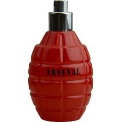 ARSENAL RED NEW by Gilles Cantuel EAU DE PARFUM SPRAY 3.4 OZ *TESTER for MEN