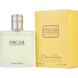 OSCAR by Oscar de la Renta EDT SPRAY 3.4 OZ for MEN