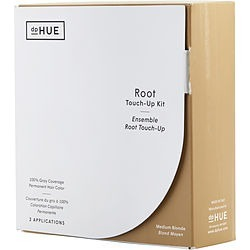 DPHUE by DPHUE ROOT TOUCH-UP KIT MEDIUM BLONDE 2 APPLICATIONS for UNISEX