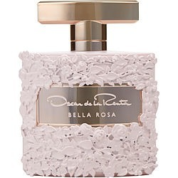 OSCAR DE LA RENTA BELLA ROSA by Oscar de la Renta EAU DE PARFUM SPRAY 3.4 OZ *TESTER for WOMEN