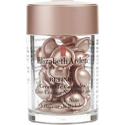 ELIZABETH ARDEN by Elizabeth Arden Retinol Ceramide Capsules Line Erasing Night Serum -30 caps for WOMEN