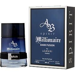 AB SPIRIT MILLIONAIRE DARK FUSION by Lomani EAU DE PARFUM SPRAY 3.3 OZ for MEN found on Bargain Bro Philippines from fragrancenet.com for $36.99
