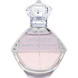 MARINA DE BOURBON DYNASTIE MADEMOISELLE by Marina de Bourbon EAU DE PARFUM SPRAY 3.4 OZ *TESTER for WOMEN