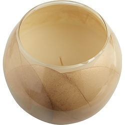 IVORY CANDLE GLOBE by IVORY CANDLE GLOBE THE INSIDE OF THIS 4 in POLISHED GLOBE IS PAINTED WITH WAX TO CREATE SWIRLS OF GOLD AND RICH HUES AND COMES IN A SATIN COVERED GIFT BOX. CANDLE IS FILLED WITH A TRANSLUCENT WAX AND SCENTED WITH MYSTERIA. BURNS APPROX. 50 HRS for UNISEX found on Bargain Bro India from fragrancenet.com for $38.99